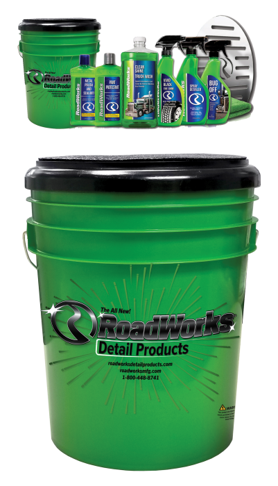 Detail Products Bucket and Group of Products